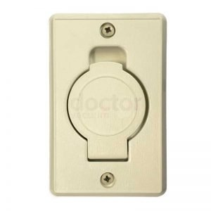 Wall-Inlet-Almond-Round-Door-Valve-Main-Image-1