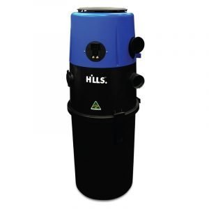 Hills hpv ducted vacuum system