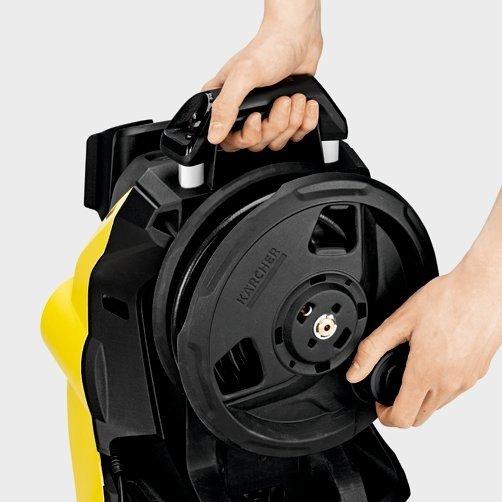 Karcher K4 Full Control Hose Reel Doctor Vacuum