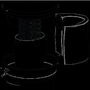 drainvac ducted vacuum diagram filter